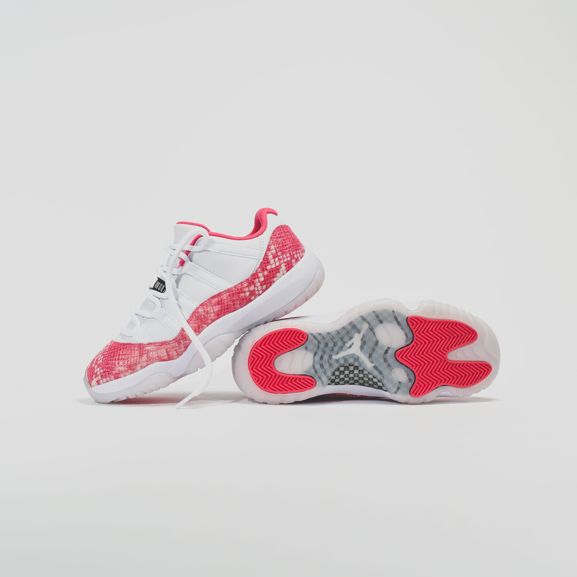 more photos 1c05c 1c088 Nike WMNS Air Jordan 11 Retro Low - White   Watermelon   Black. May 07,  2019. Shop Now. -3. -1