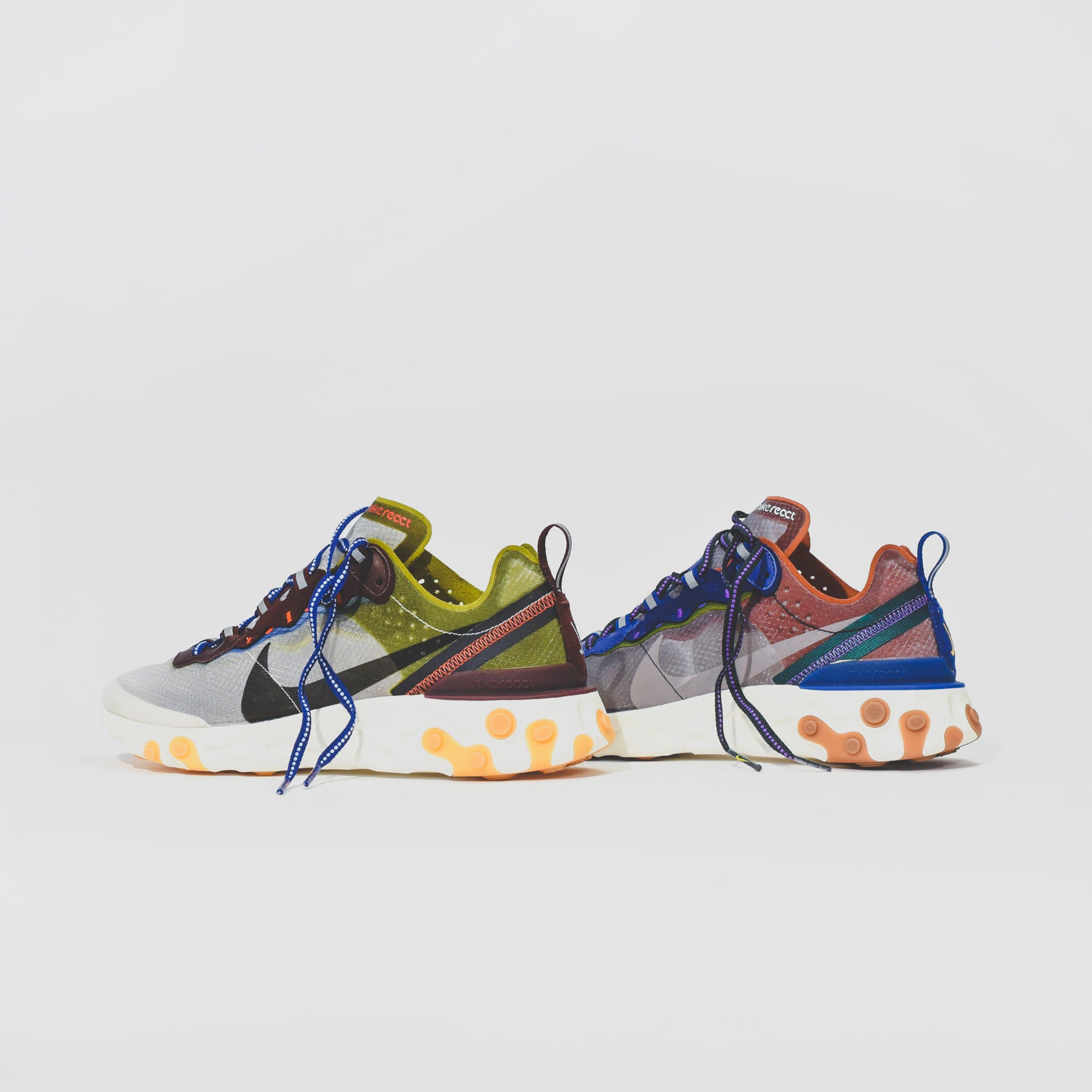 really cheap shop top quality Nike React Element '87 Pack – Kith