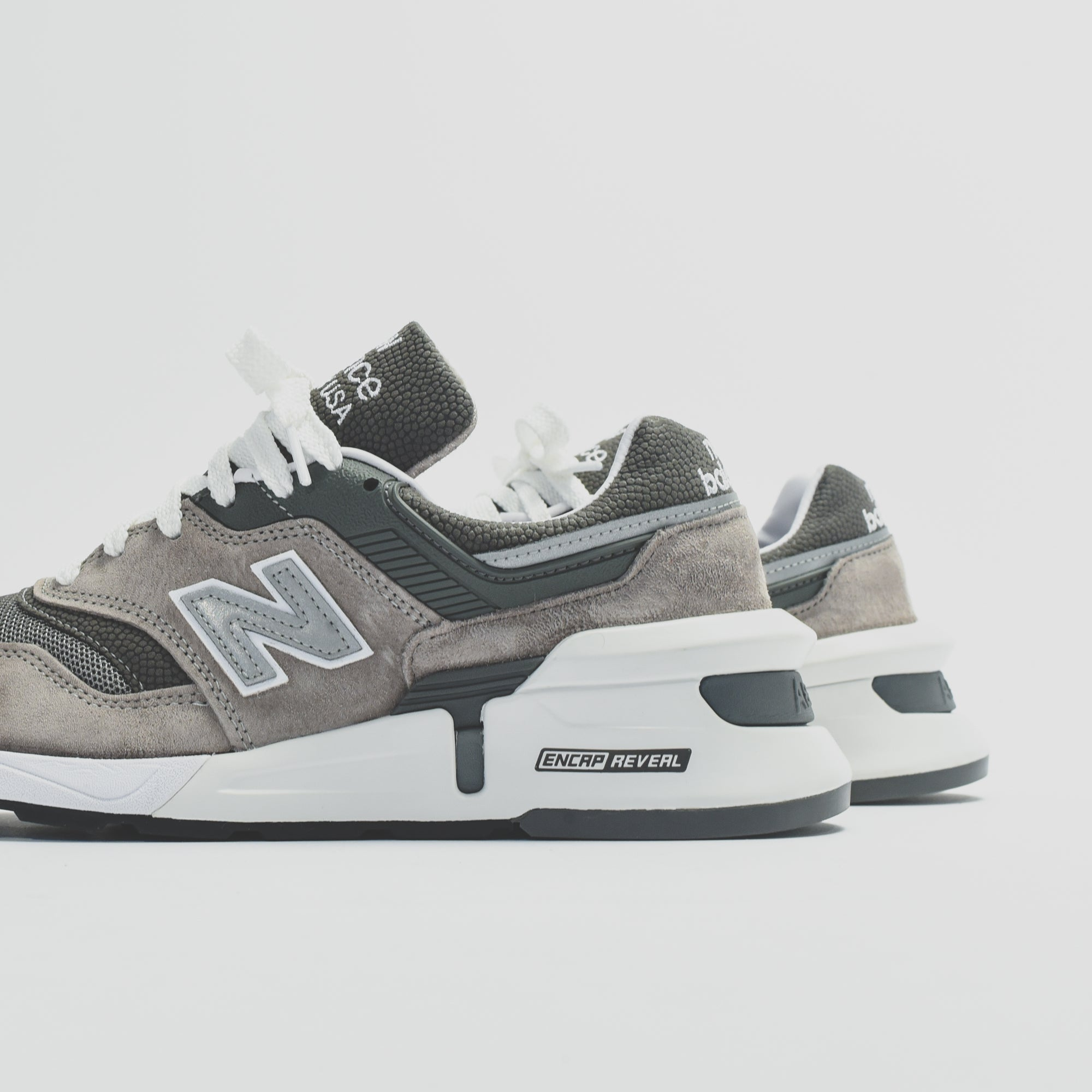 sale retailer b82be e64aa New Balance M997 Sport - Grey Day – Kith