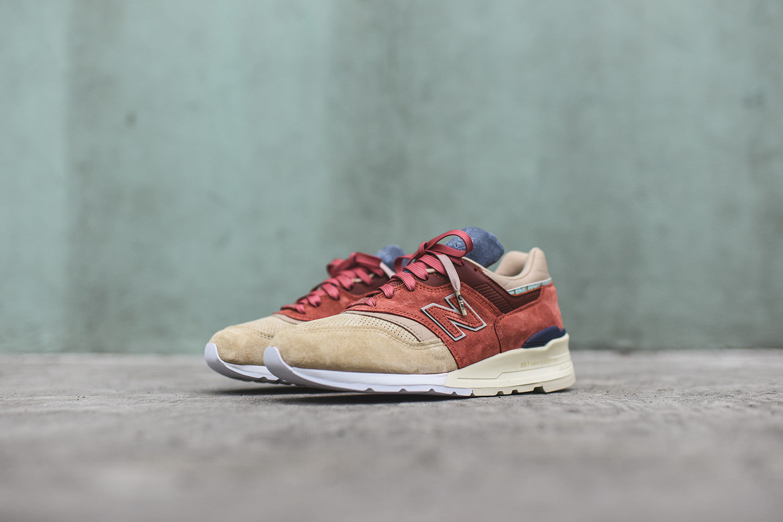 best sneakers 5ddb5 19feb New Balance x Stance M997ST & ML1978ST Pack – Kith