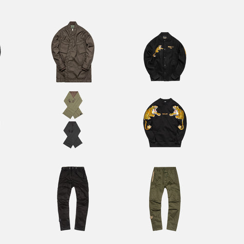 Maharishi Fall 2018, Delivery 1