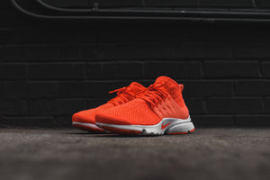 Nike Air Presto Ultra Flyknit - Total Crimson 2