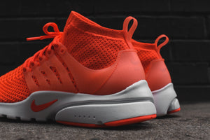 Nike Air Presto Ultra Flyknit - Total Crimson 3
