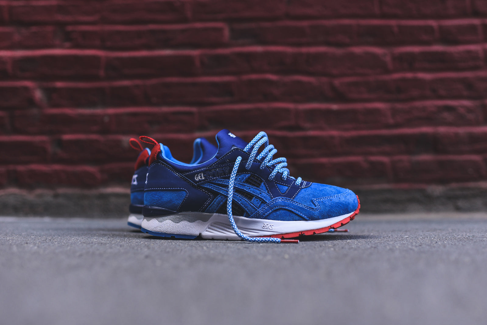 new product 2d0be d7164 Asics x mita sneakers Gel Lyte V - Trico – Kith