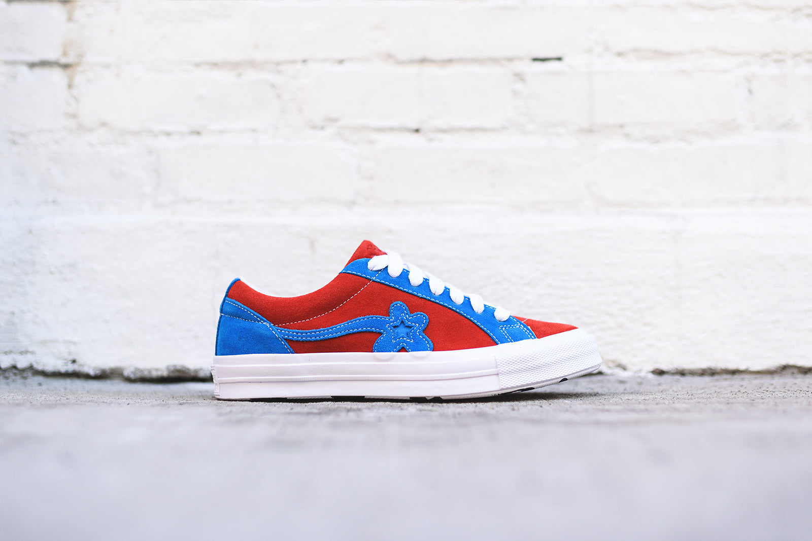 Converse X Golf Le Fleur One Star Pack Kith
