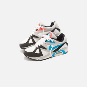 Nike Air Max Structure - White / Neo Teal / Black / Infrared 1