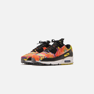 Nike Air Max 90 LHM - Multicolor / Fire Pink / Black / White 2