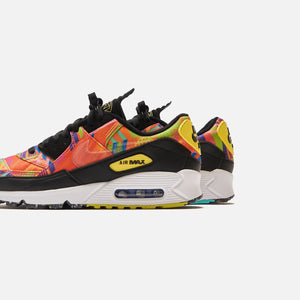 Nike Air Max 90 LHM - Multicolor / Fire Pink / Black / White 3