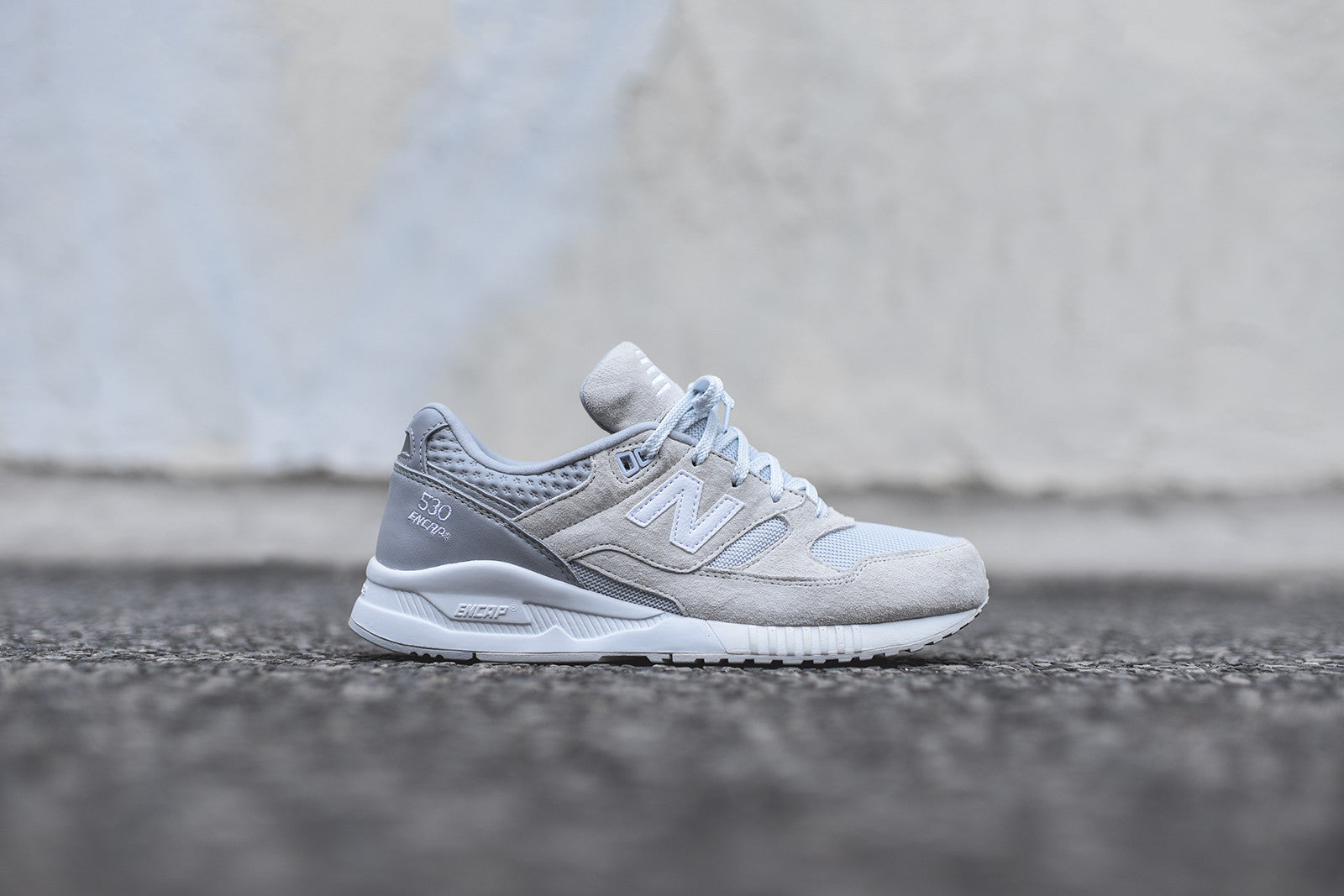 New Balance 530 - Grey / White – Kith
