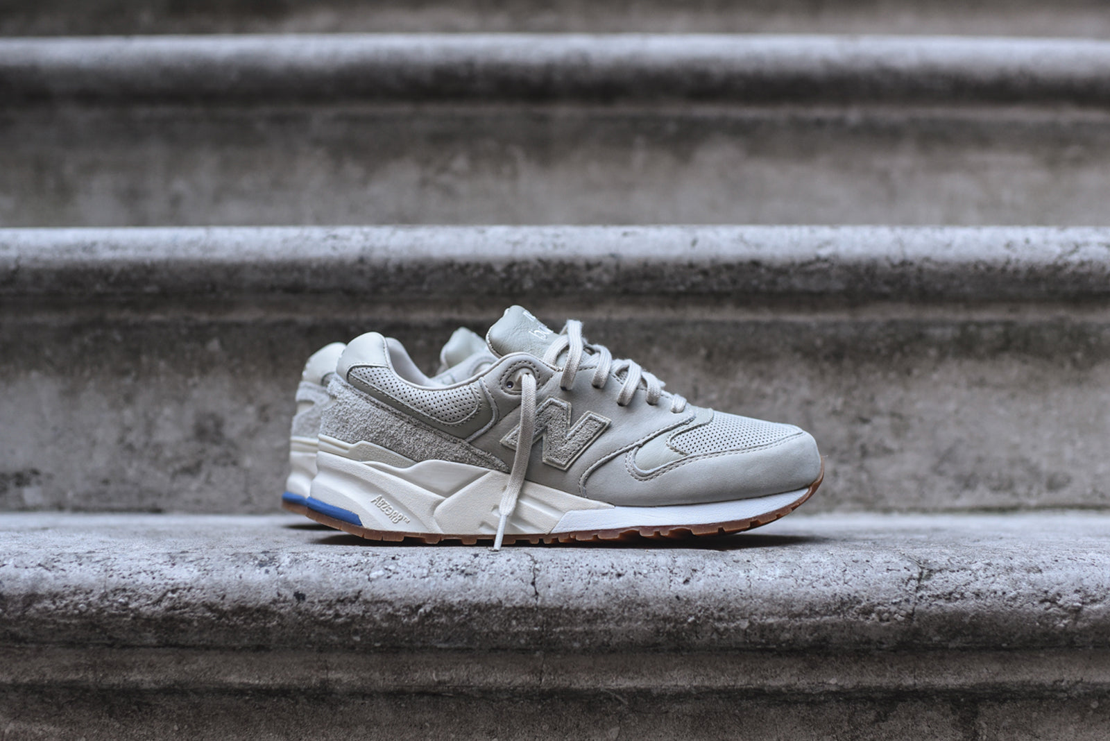 nouveau style 33523 37202 New Balance ML999 - Powder White / Angora – Kith