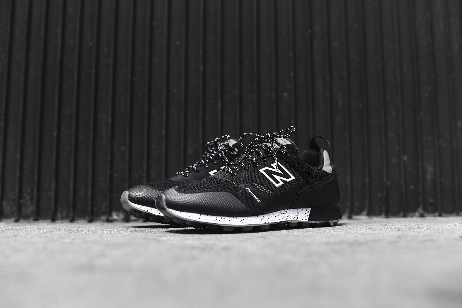 100% authentic d50bc aa6e9 New Balance Trailbuster Re-Engineered - Black   Steel. June 20, 2017. -3.  -1. -2