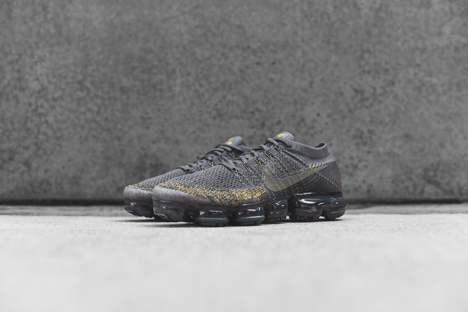 best website 36956 99b18 NikeLab Air VaporMax Flyknit - Midnight Fog – Kith