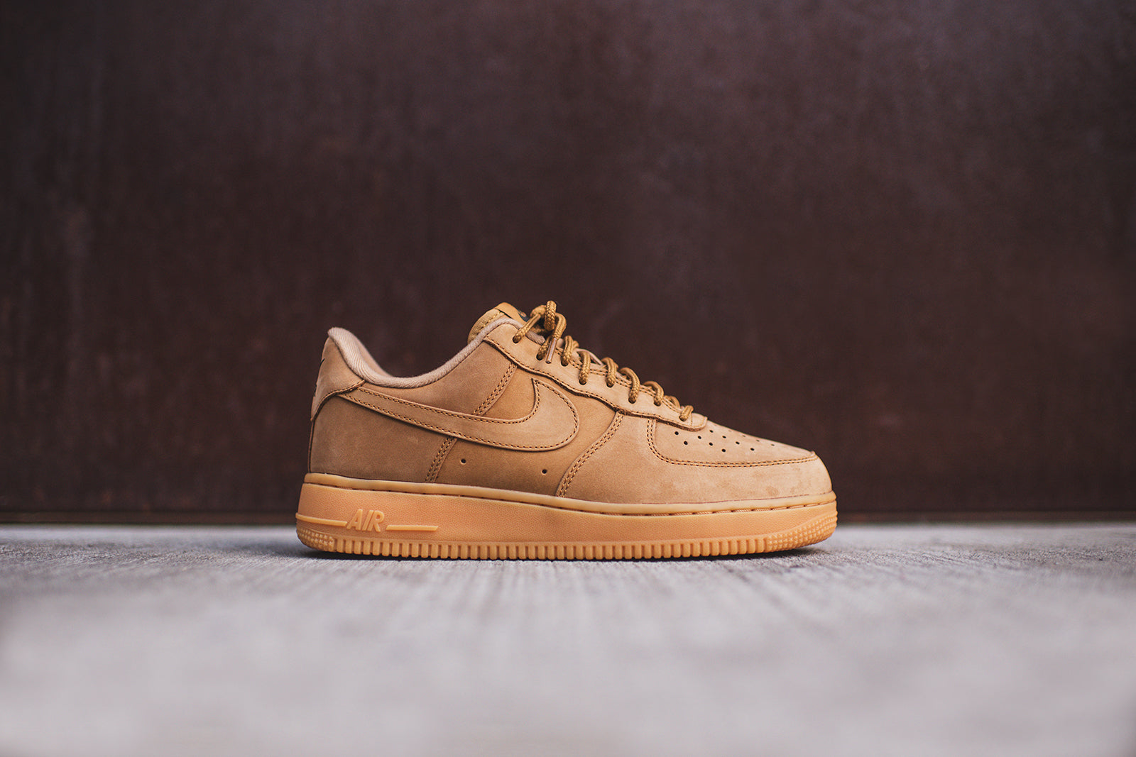 348fb31b719 Nike Air Force 1 Low  07 - Flax – Kith