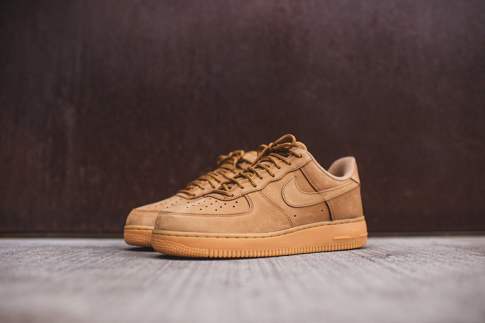outlet store cce55 9eafc Nike Air Force 1 Low '07 - Flax – Kith