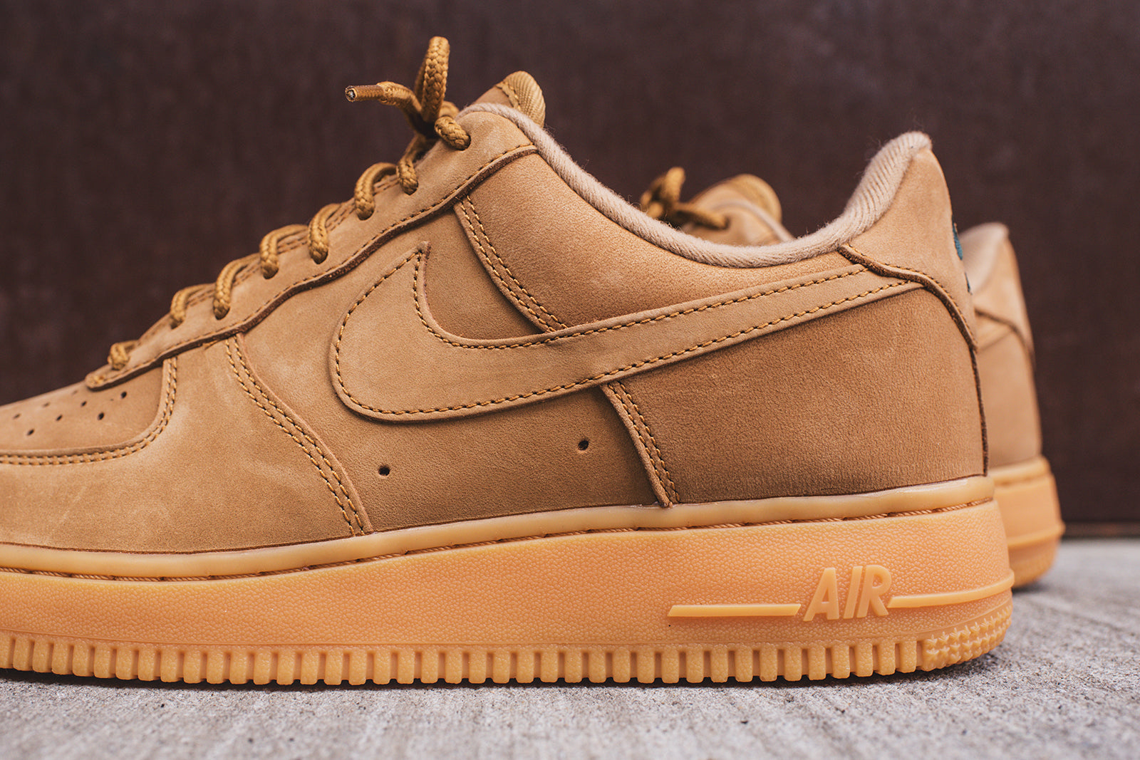 magasin d'usine b64de ae009 Nike Air Force 1 Low '07 - Flax – Kith