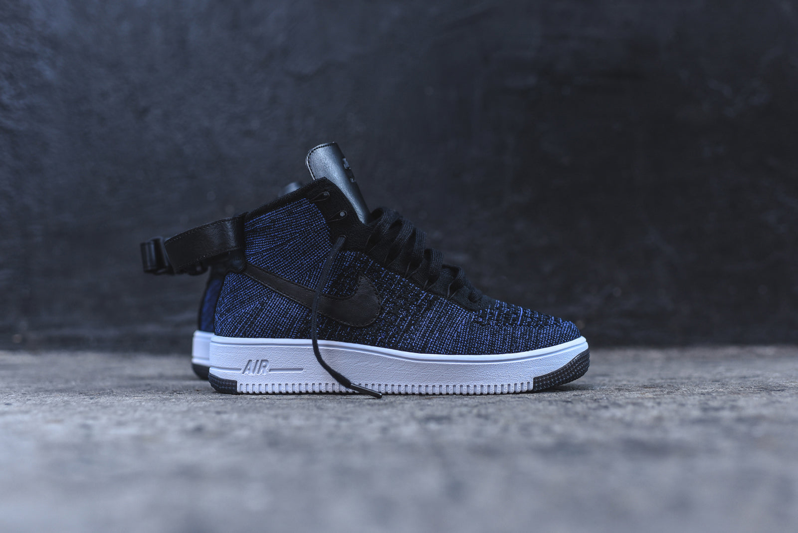 release date 6a838 fffa4 Nike Air Force 1 Flyknit Mid  Low. April 19, 2016. -2. -1