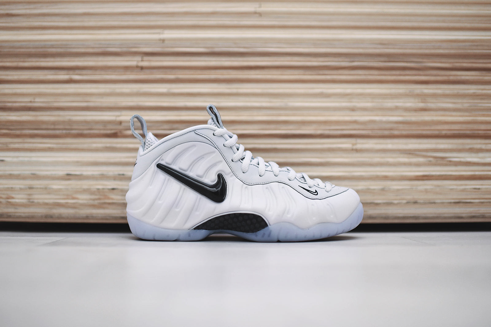 new style 2514c 123bc Nike Air Foamposite Pro AS QS - Vast Grey / Black – Kith