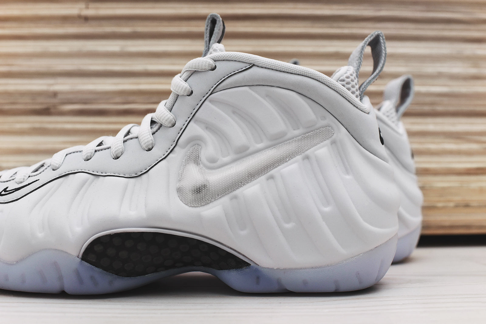 new style e5f9e d993e Nike Air Foamposite Pro AS QS - Vast Grey / Black – Kith