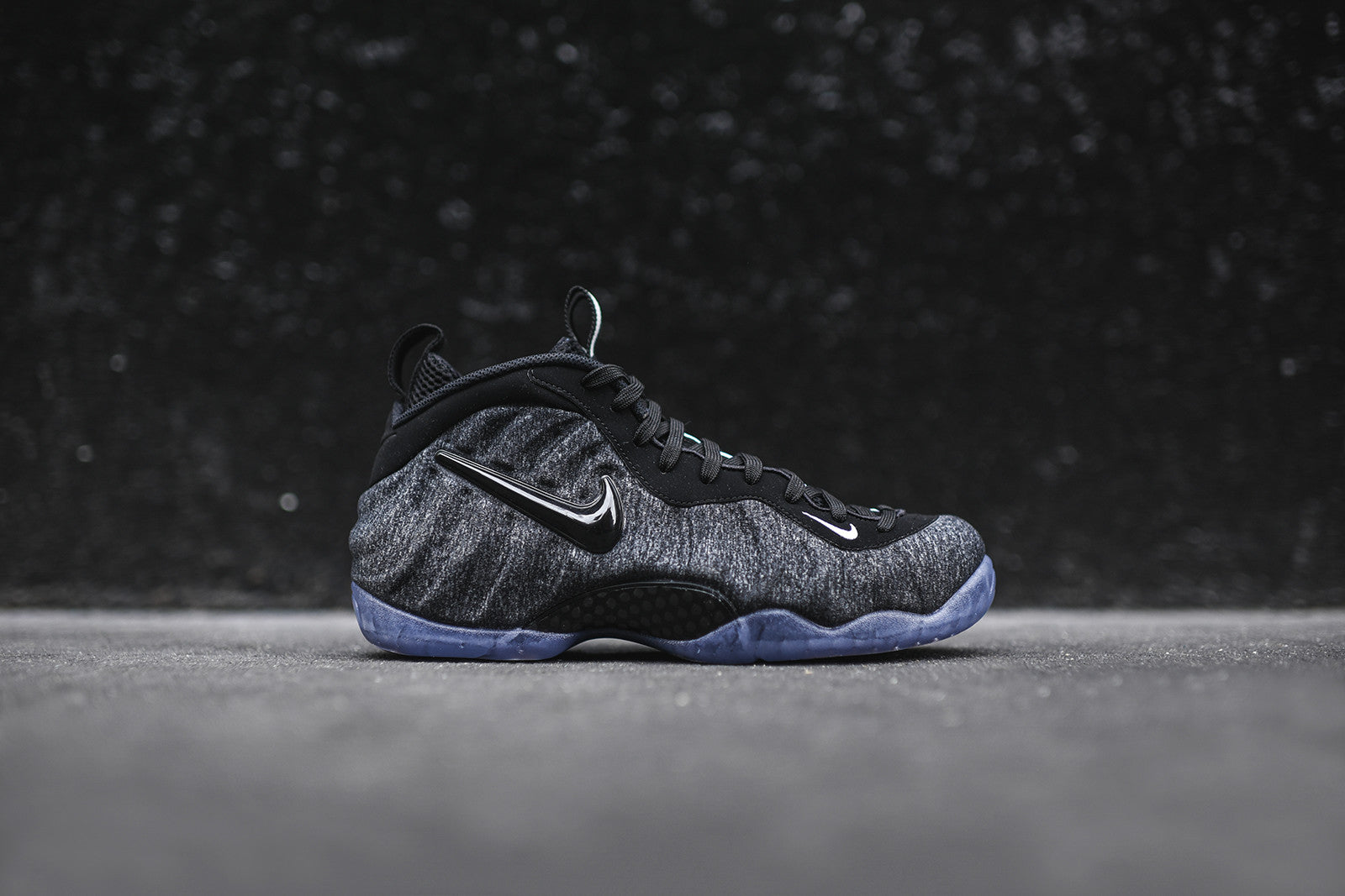 more photos ce799 26da8 Nike Air Foamposite Pro - Grey / Black – Kith