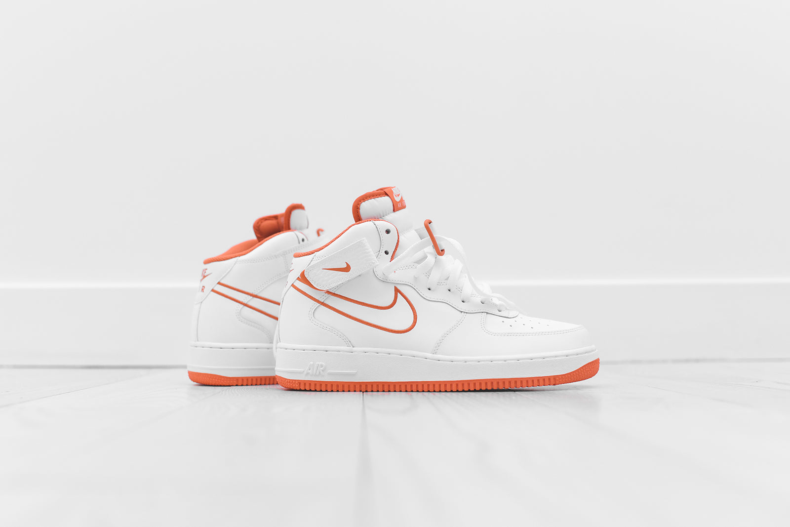 Nike Air Force 1 AF1 Rice white rose gold 314219 021 Womens Running Shoes 314219 021