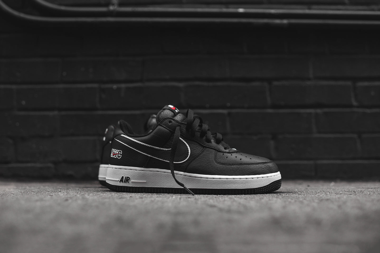efaa5e34dfc15c Nike Air Force 1 Low NYC – Kith