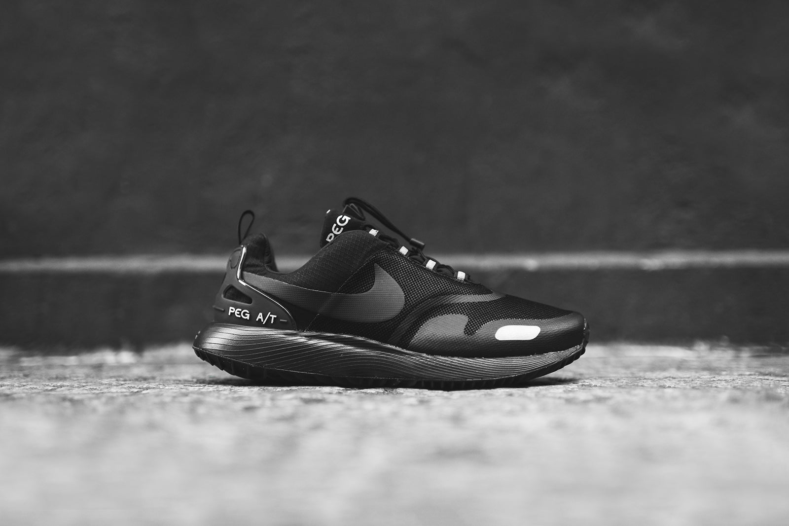separation shoes f3c6e 37f83 Nike Air Pegasus AT Winter - Black – Kith