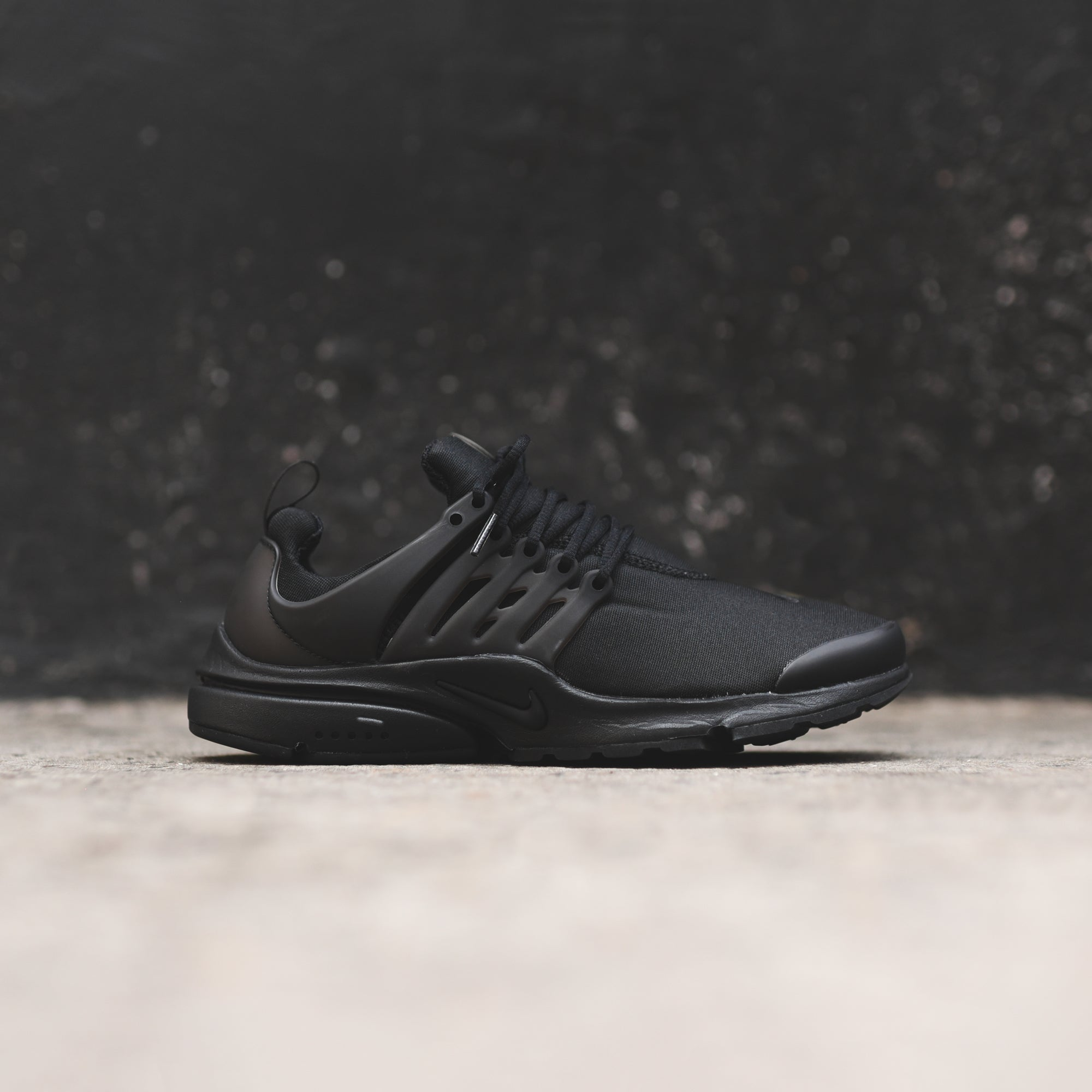 fc10c80f98e6 Nike Air Presto Essential - Triple Black. July 23