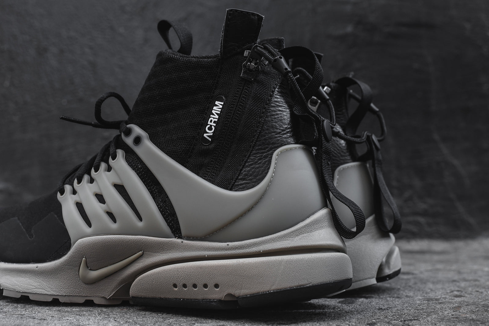 56bf3624b4f4 Nike x Acronym Air Presto Mid Pack. September 15