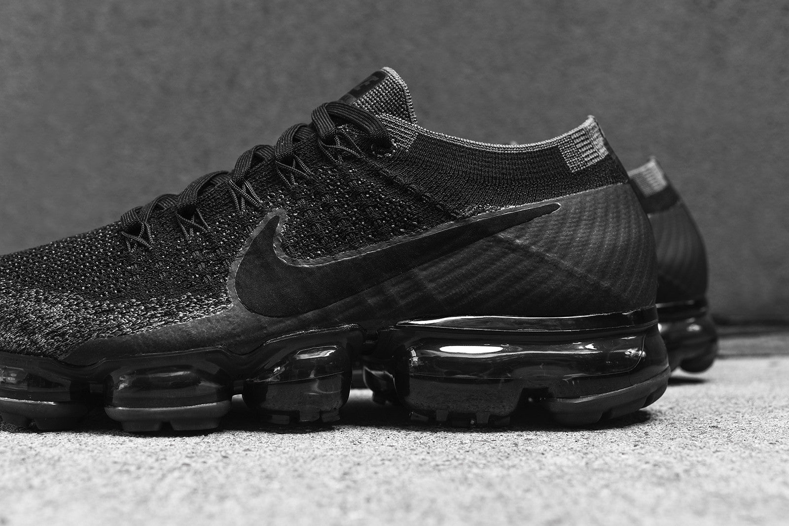 outlet store sale 4fdb0 3cadd Nike Air VaporMax Flyknit - Black – Kith