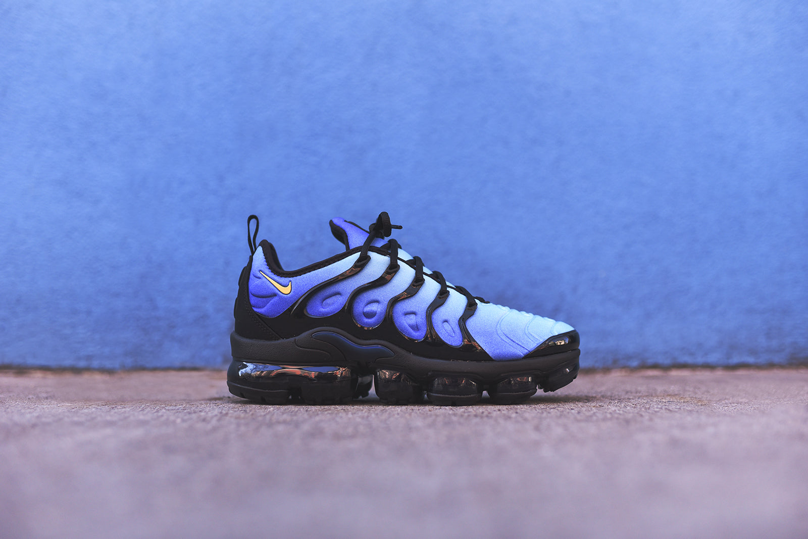 2db4c84f56d9 Nike Air VaporMax Plus - Blue   Black. April 26
