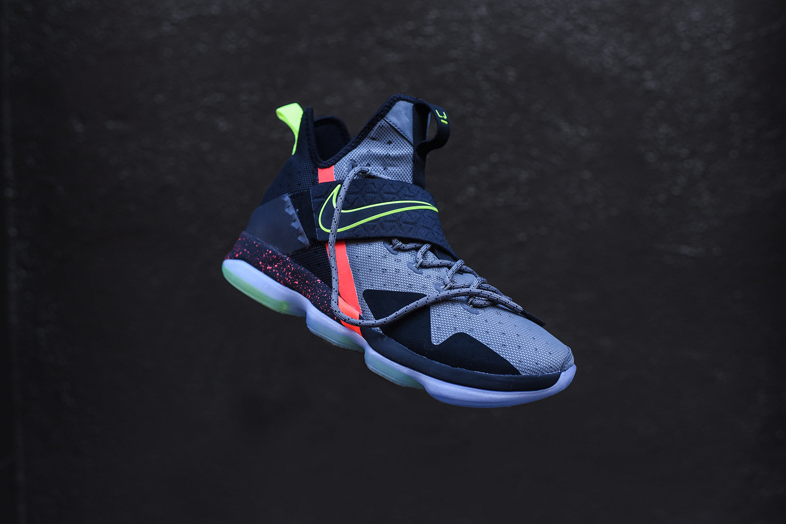 huge selection of f1e64 ef04a ... france nike lebron 14 out of nowhere 61769 84cff