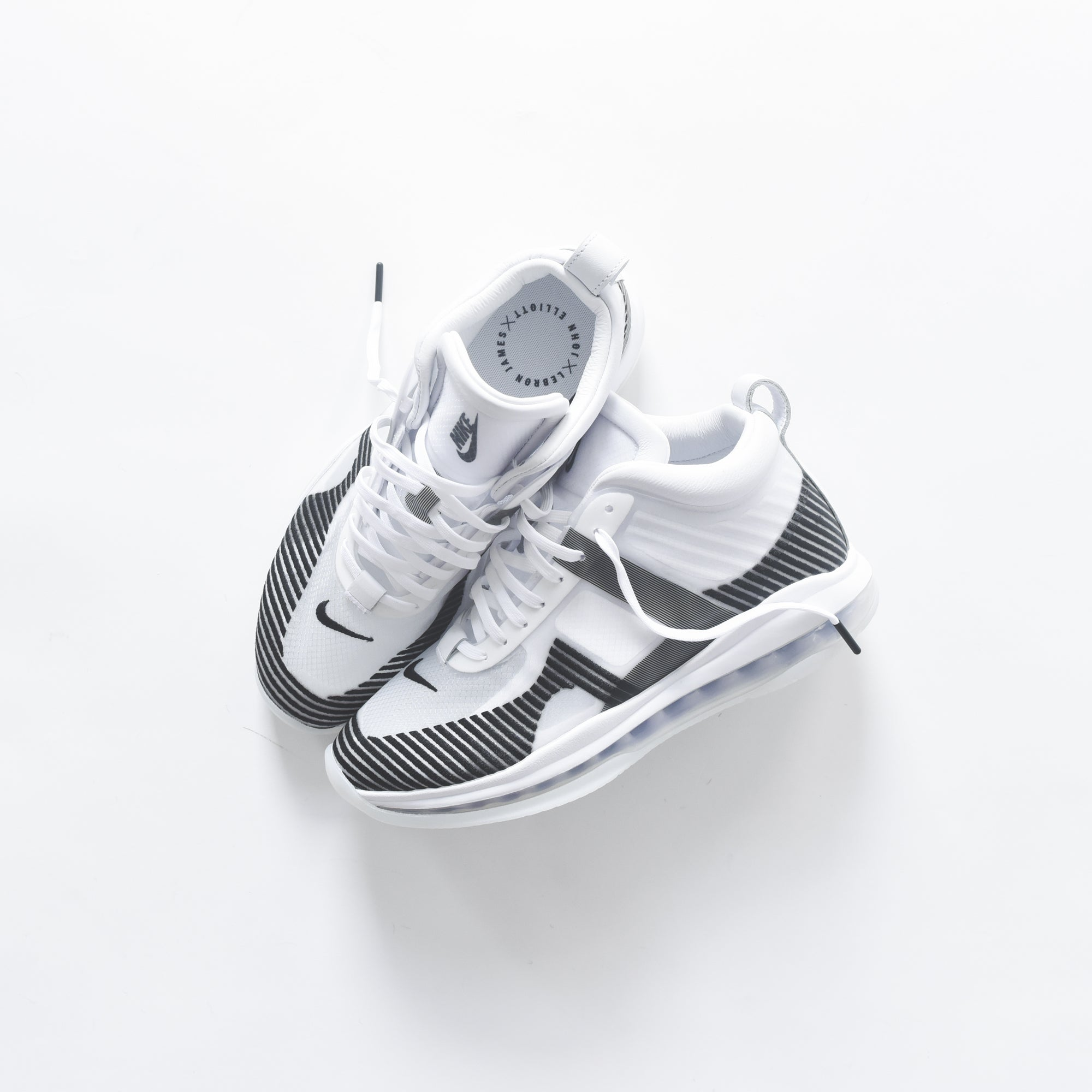 the best attitude a0173 a1c57 Nike x John Elliott LeBron Icon - White   Black – Kith