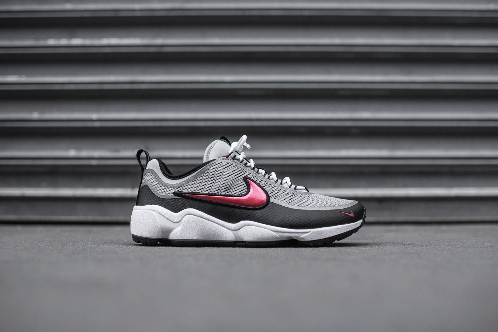 3c2f404e2cb6 Nike Air Zoom Spiridon Ultra - Silver. February 17