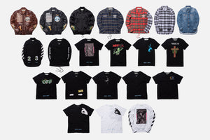 Off-White Spring '17 Collection Drop 1 1