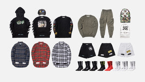 Off-White Spring '17 Collection Drop 3 1