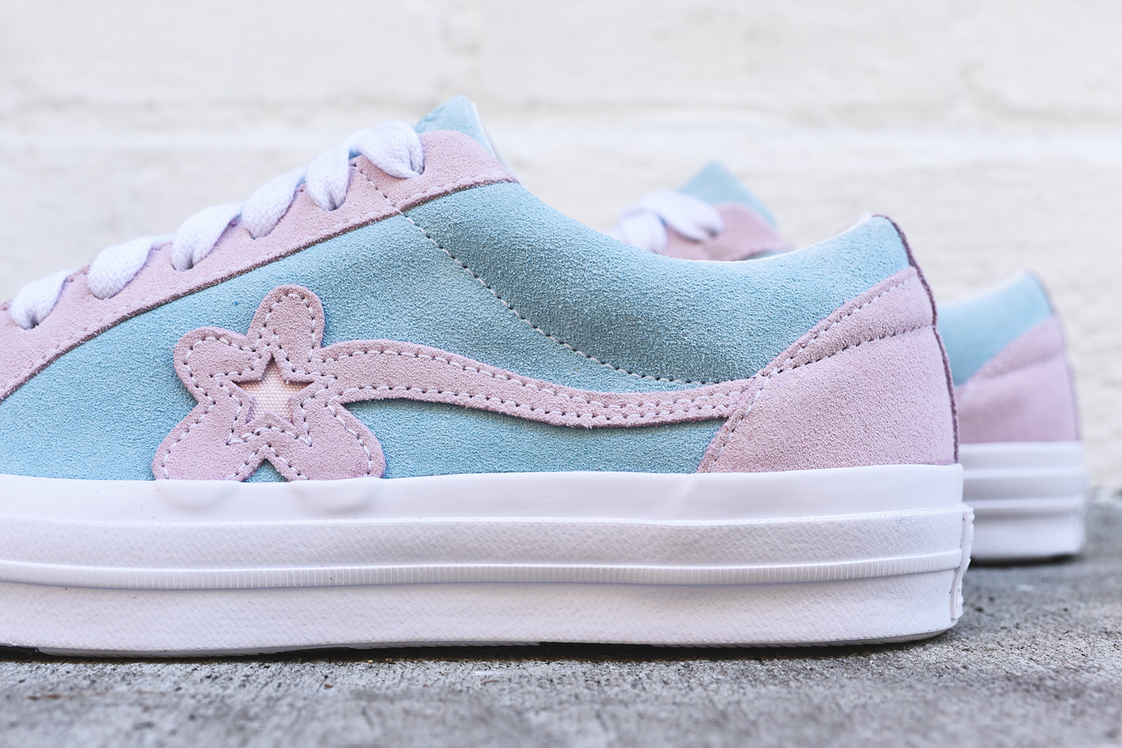 7b238c2a5104ee Converse x Golf Le Fleur One Star Pack – Kith