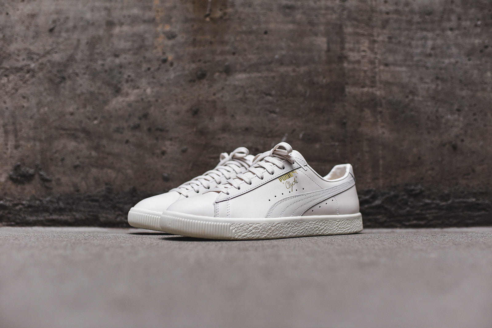 Puma Clyde Select - White – Kith