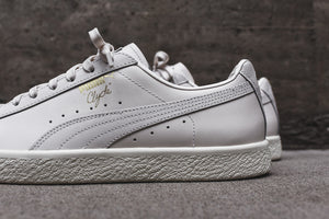 Puma Clyde Select - White 3
