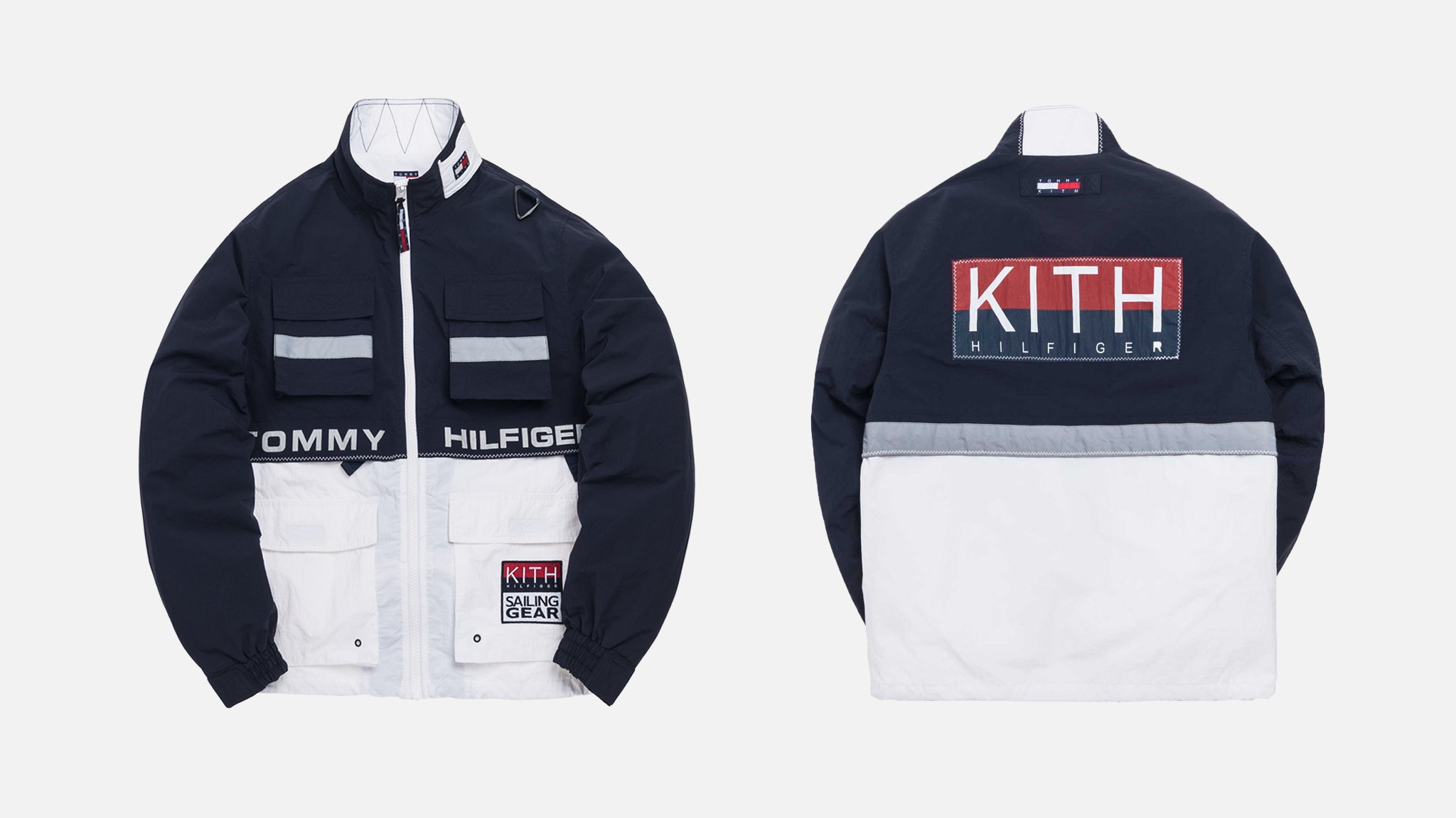 7e2d82b670 A Closer Look at Kith x Tommy Hilfiger SS19
