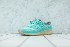 Asics Gel-Lyte 3 Kithstrike - Cockatoo Green 3