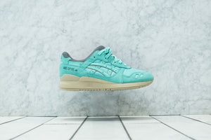 Asics Gel-Lyte 3 Kithstrike - Cockatoo Green 1
