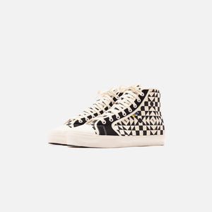 Vans U TH OG Style 24 LX Canvas - Checkerboard / Classic White 2
