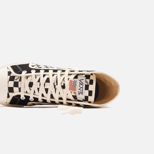 Vans U TH OG Style 24 LX Canvas - Checkerboard / Classic White 4