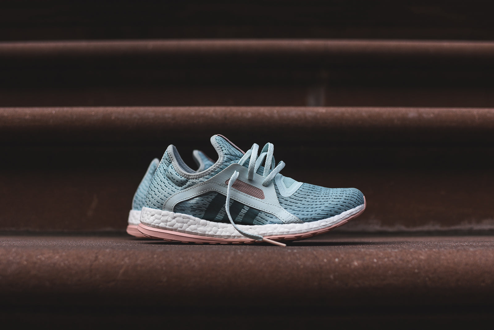 8be07ed08 adidas WMNS Pure Boost X - Ice Mint   Vapour Steel. October 24