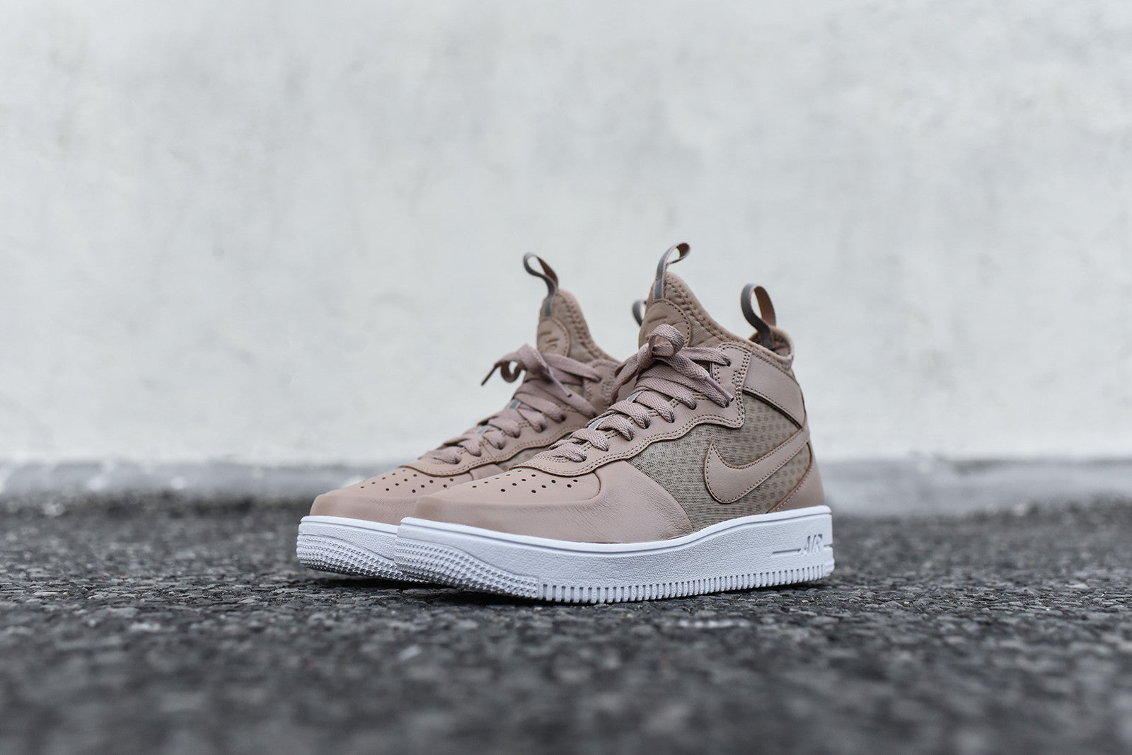 97d8781b433 Nike WMNS Air Force 1 Ultraforce Mid - Vachetta Tan – Kith