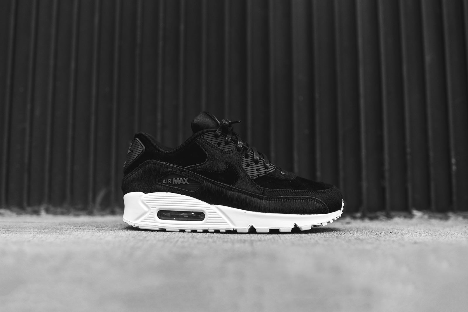 save off 3fd8a 05a80 Nike WMNS Air Max 90 LX - Black / White – Kith