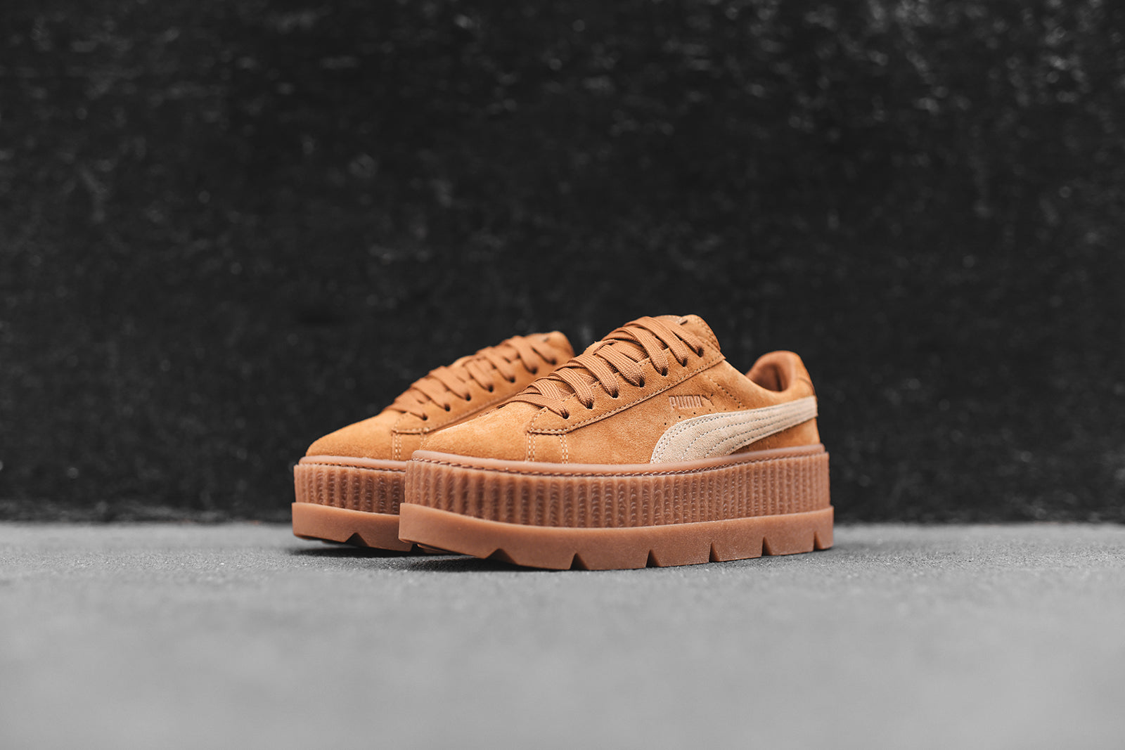 premium selection c089c 9c39c Puma x Fenty WMNS Cleated Creeper Suede Pack – Kith