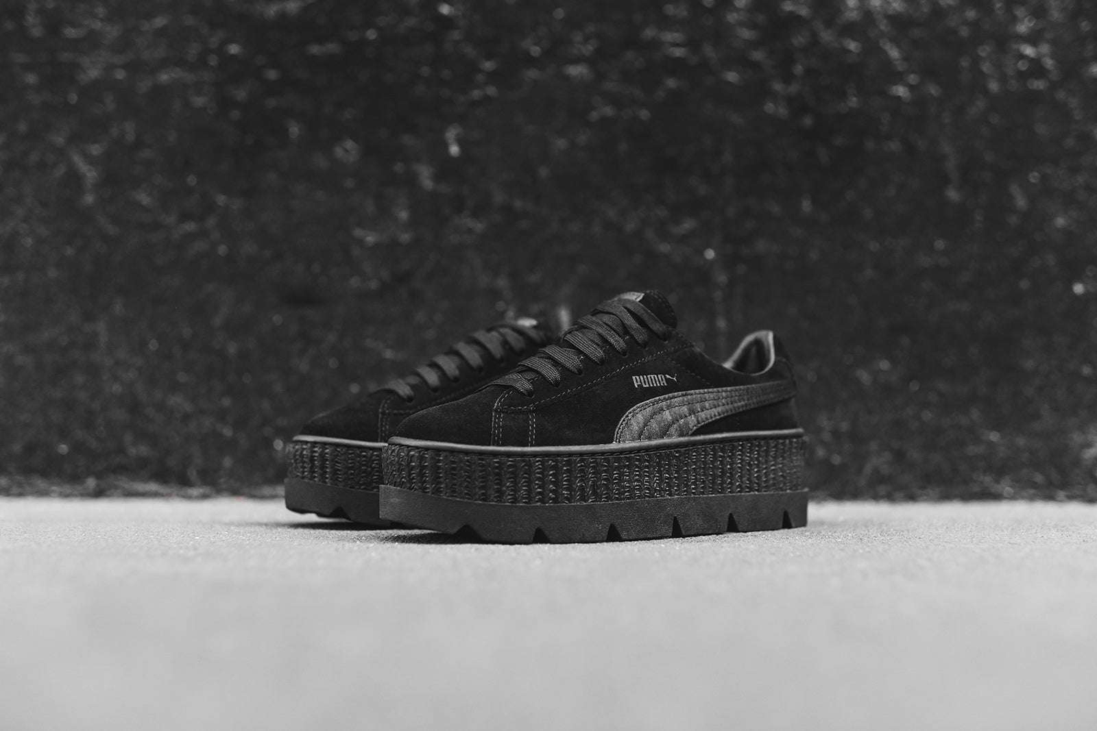 premium selection a2ea2 c2598 Puma x Fenty WMNS Cleated Creeper Suede Pack – Kith