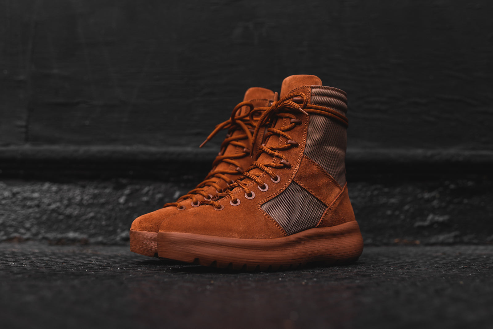 277ffd0016e8cd Yeezy Military Boot Pack – Kith