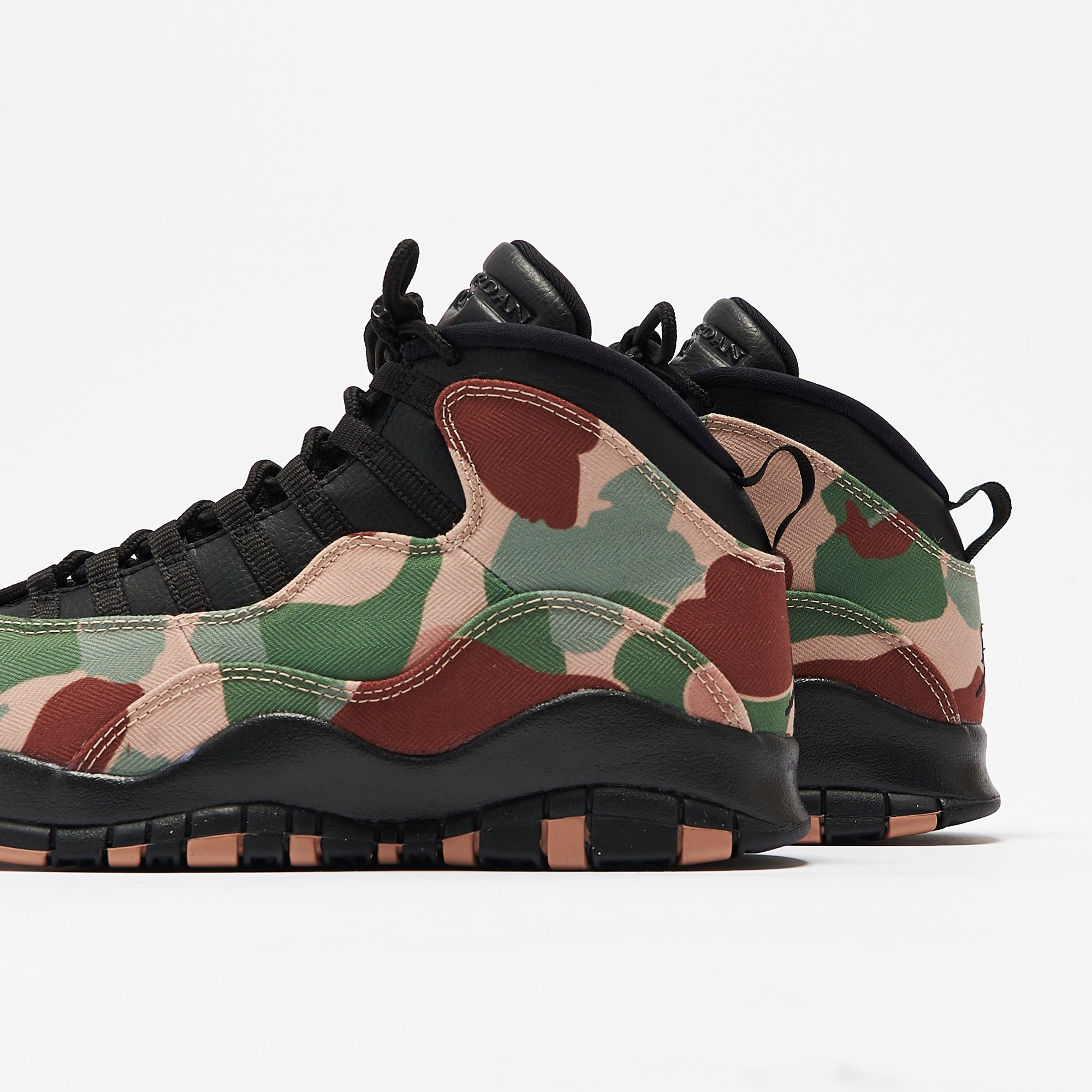 huge selection of 48a36 779d4 Nike Air Jordan 10 Retro - Rattan / Black / Dusted Clay – Kith